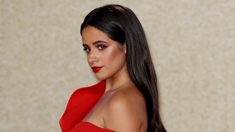 Camila Cabello Sizzles in Cherry Red Mini Dress at 2021 Billboard Latin Music Awards