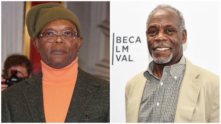 Samuel L. Jackson and Danny Glover to Receive Oscars at 2022 Governors Awards