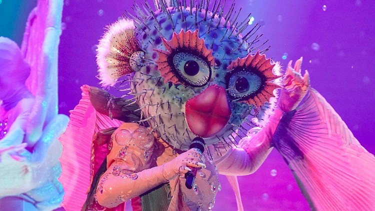 'The Masked Singer': Mother Nature Is Revealed and Pufferfish Gets the Hook in Night 2 of Season 6 Premiere