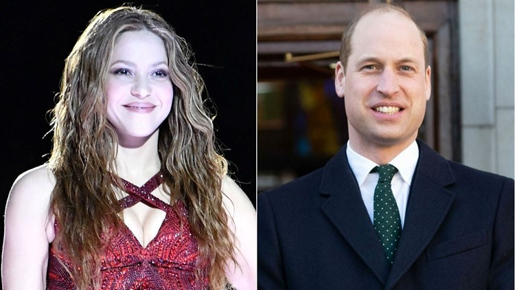 Shakira And Prince William Talk About Wanting To Improve The Planet For Their Children Kvue Com