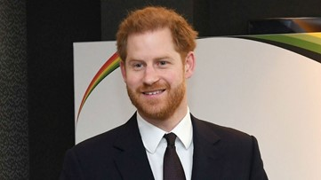 Prince Harry Is 'Pretty Chilled Out' at Travel Event in Scotland