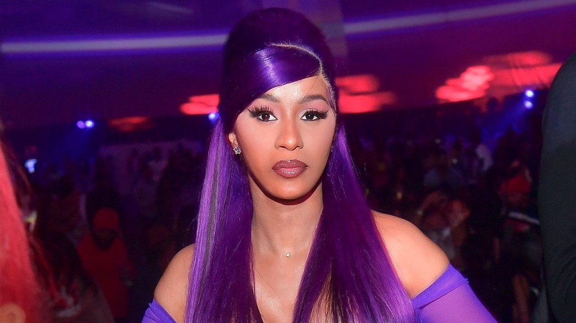 Cardi B Claps Back After #CardiBIsOverParty Starts