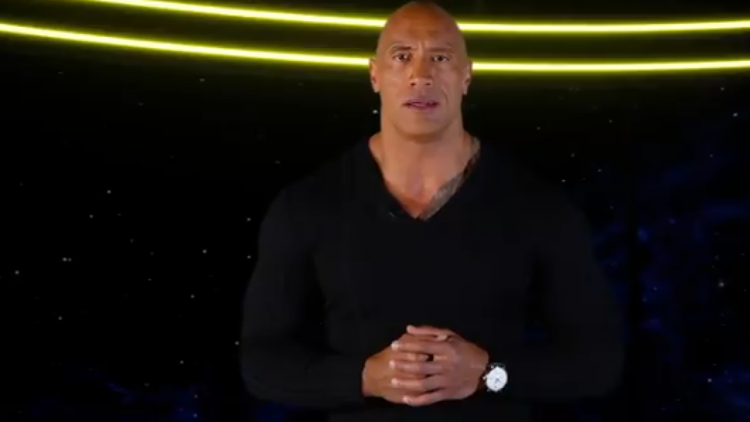 Dwayne Johnson Shares Epic 'Black Adam' First Look and Scene During DC FanDome