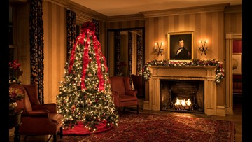 Here's how hotels are dressing up for the holidays