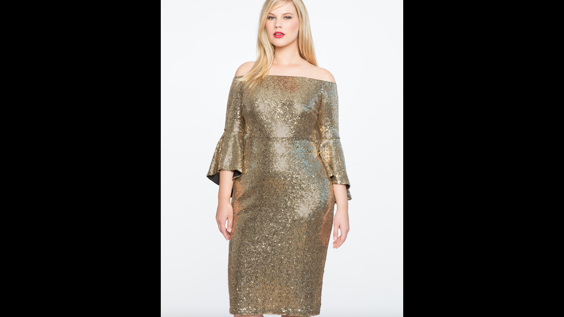 ca3845aa8f Want to sparkle on prom night  Try out a sequin dress