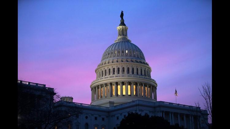EPA USA CONGRESS SHUTDOWN POL GOVERNMENT USA DI