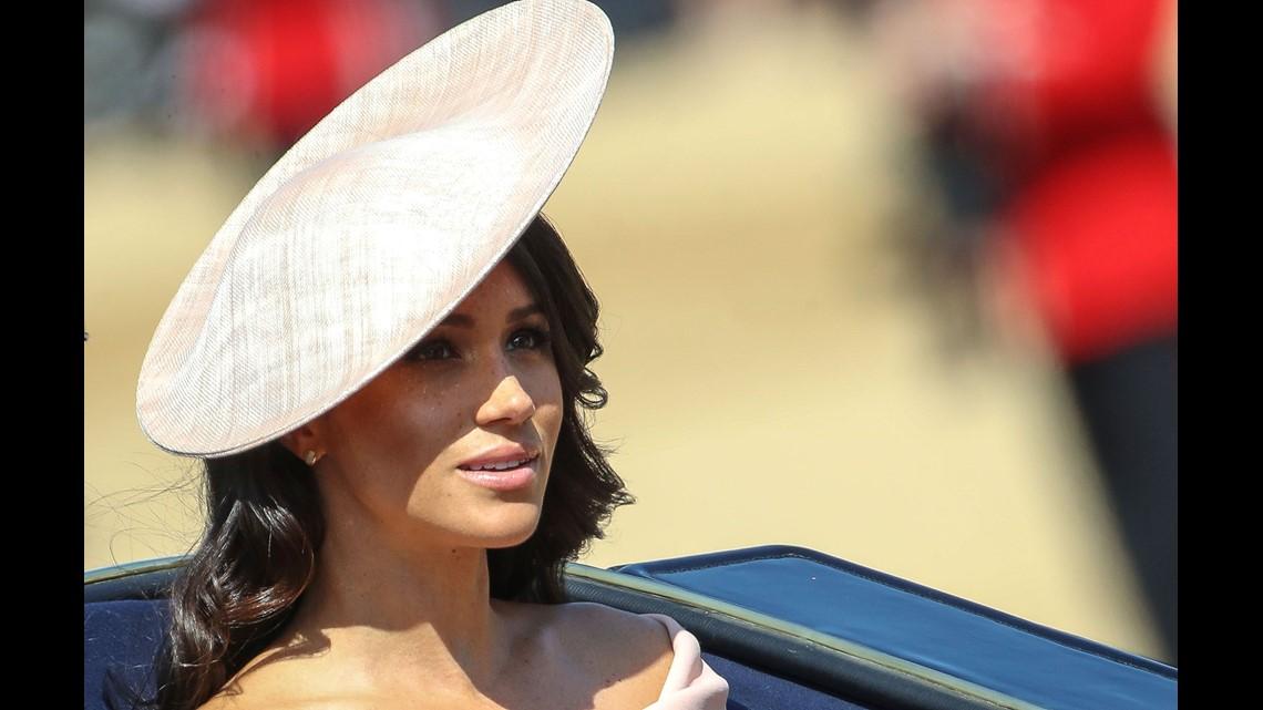 Duchess Meghan Style Diary