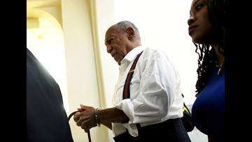 Bill Cosby denied bail while he appeals sex-crimes conviction