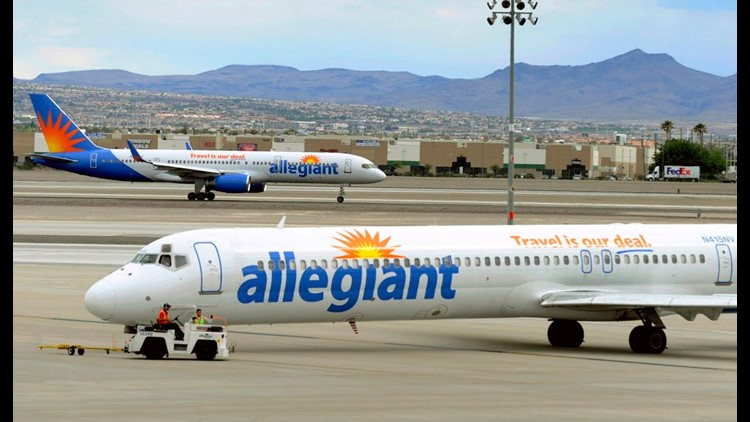 RFD passengers react to faulty flight allegations with Allegiant Airlines