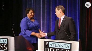Stacey Abrams files lawsuit to count rejected ballots, extend deadline in Georgia
