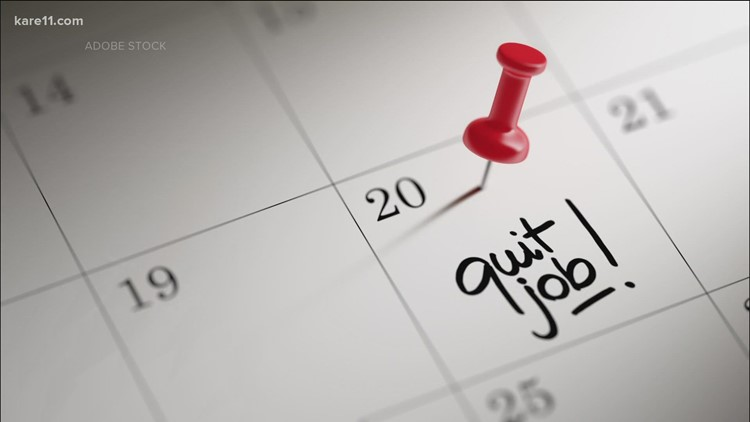 'I quit': Economist explains why people are leaving jobs, labor force
