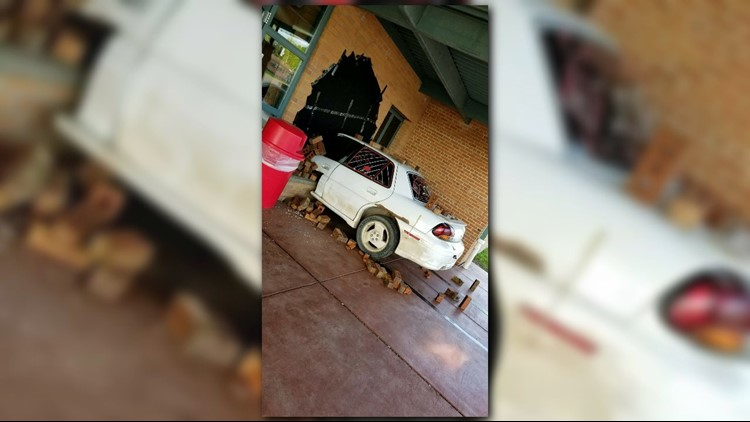 Cumberland High School students went above and beyond with their senior prank.