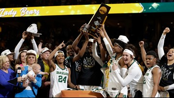 LIVE BLOG: Baylor Lady Bears are national champs after exciting finish in Tampa