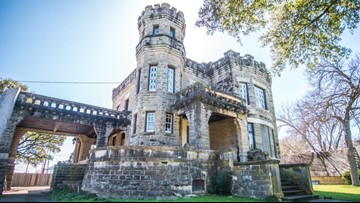 Chip and Joanna Gaines buy Cottonland Castle in Waco
