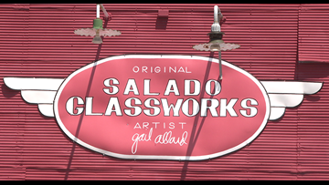 Salado Glassworks moving business to Georgetown