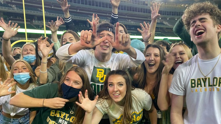 Parade celebrating Baylor Bears' win Tuesday | How you can watch