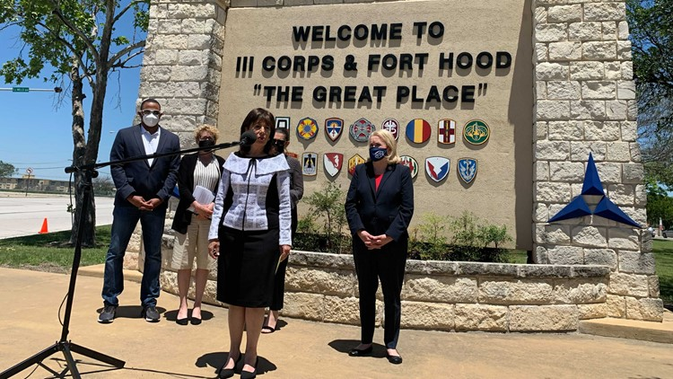 'There is seismic change at Fort Hood' | Lawmakers see progress made, work still needed following death of Vanessa Guillen