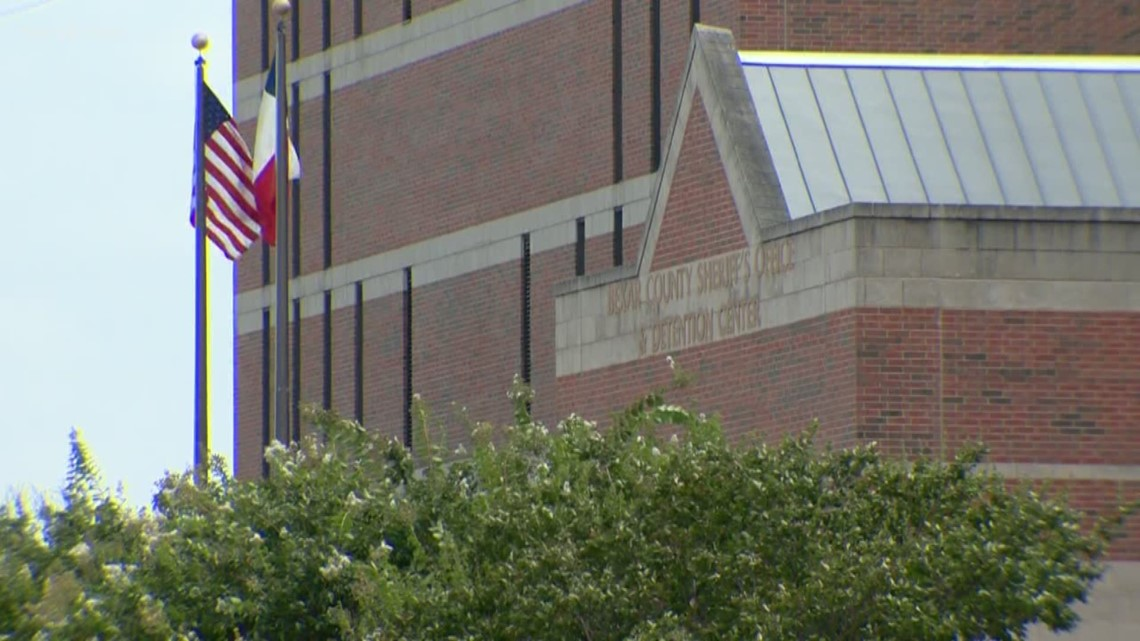 Another inmate attempted suicide at Bexar County Jail ...
