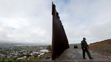 Wall or no wall? Border residents make their case