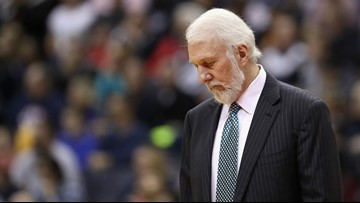 Coach Pop releases statement on #TP9 leaving and now we're even more sad