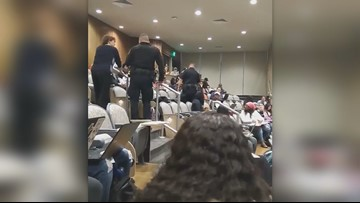 Petition calls for UTSA to fire instructor after viral video
