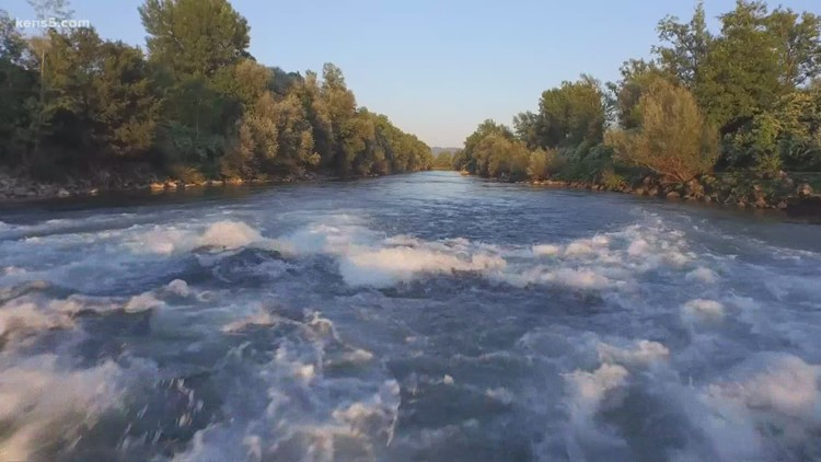 Here's what to do if you get caught in a river current