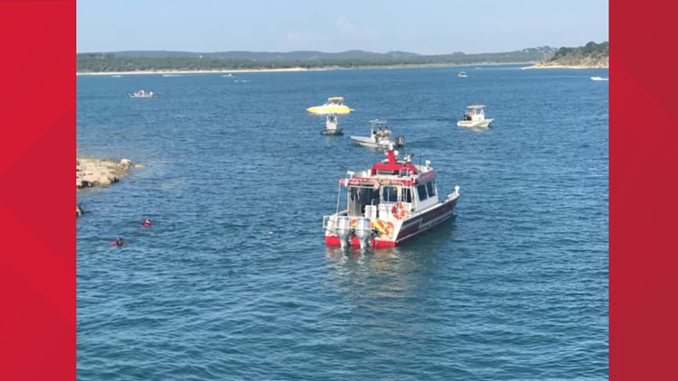 Man drowns at Canyon Lake; body recovered after multi-agency search