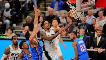 FINAL: Spurs blown out 131-103 in OKC