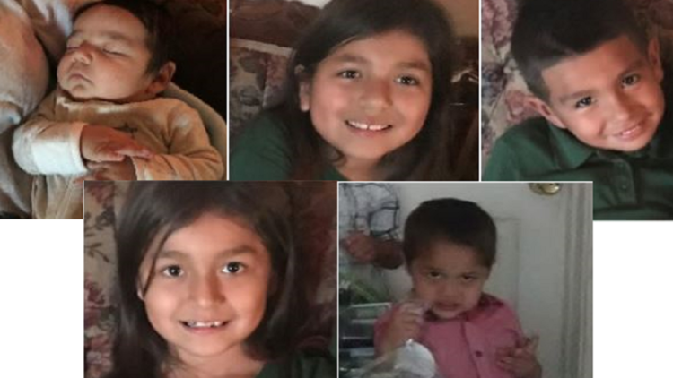 Amber Alert For Five Children Last Seen In Crystal City Discontinued Kvue Com