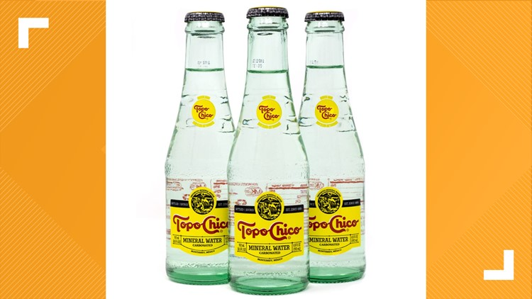 Popular Topo Chico missing from shelves due to huge shortage