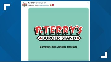 P.Terry's gives in to fans, announces first San Antonio location