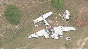 Six dead in Kerrville plane crash, DPS says