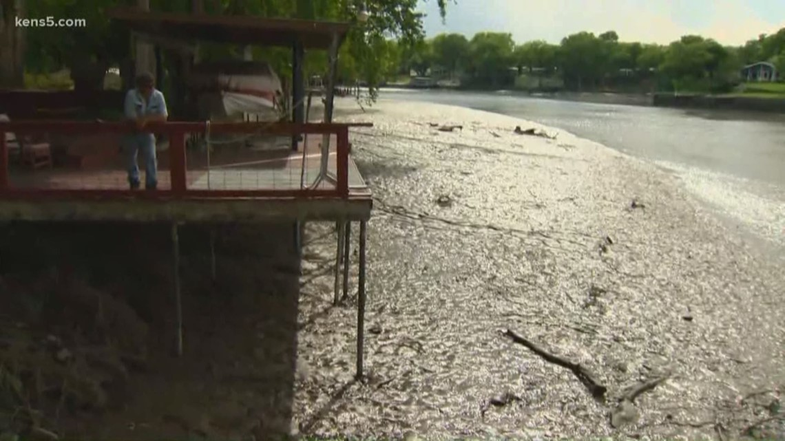 Heb Gas Prices >> Lake Dunlap's future is grim after spillway fails at ...