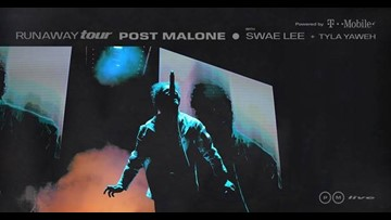 Post Malone is coming to the AT&T Center