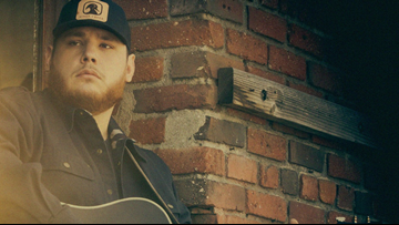 Luke Combs coming to the AT&T Center for 'Beer Never Broke My Heart' tour