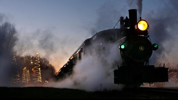 Tickets for the Galveston Polar Express train ride go on sale this week!