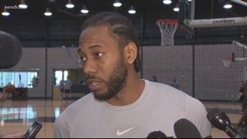 REPORT: Kawhi wants to be traded, preferably to the LA Lakers