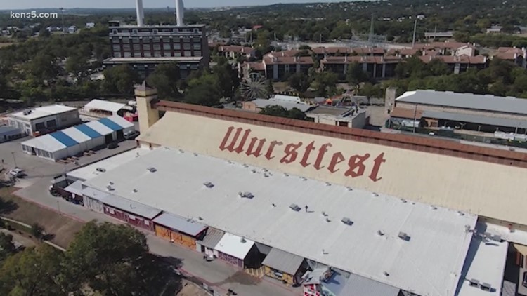 New Braunfels' Wurstfest fans excited for event's comeback in fall of 2021