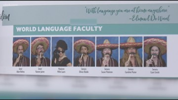 Controversy over California teachers wearing sombreros, fake mustaches in yearbook photos