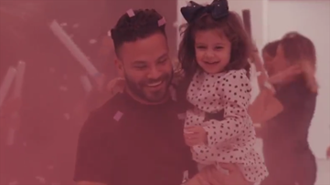 It's a girl! Jose Altuve is going to be a father... again!