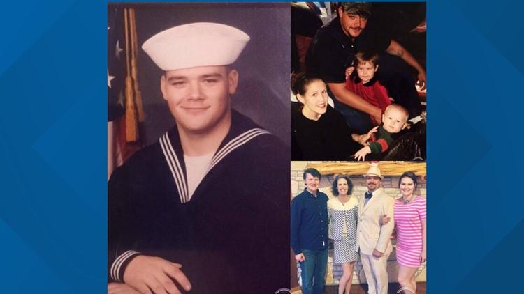 US Navy Veteran Derrick Keller