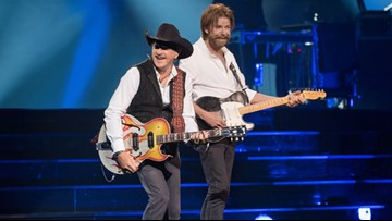 Brooks & Dunn announce reunion for 'Reboot 2020 Tour' with two shows in Texas