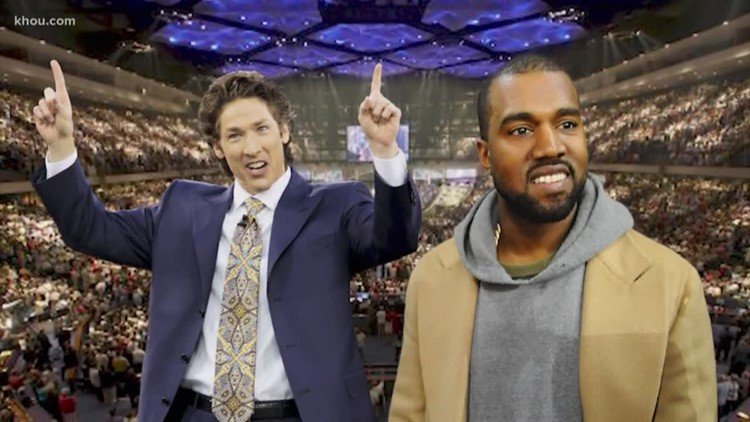 That was fast! Tickets to see Kanye West at Lakewood Church are sold out