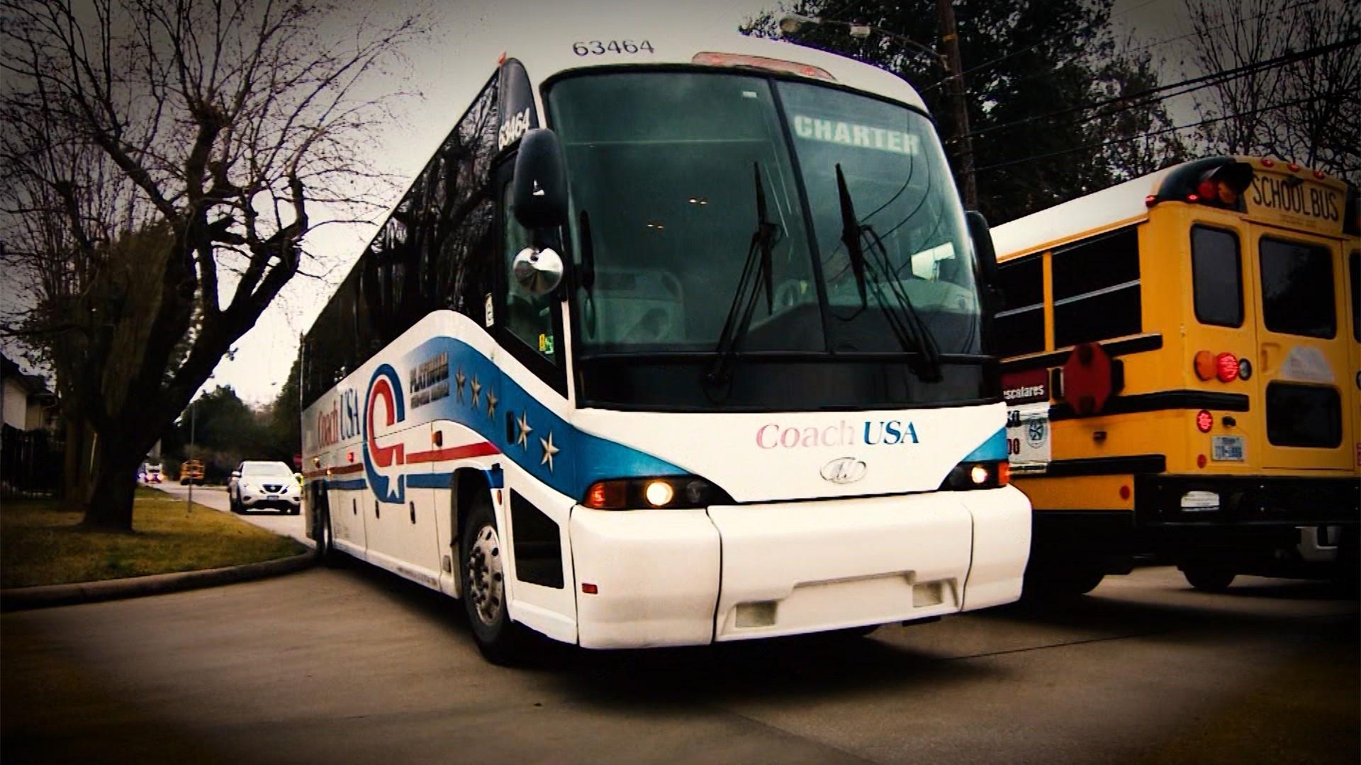Houston Isd Fancy Bus Fleet Costing District Millions Kvue Com