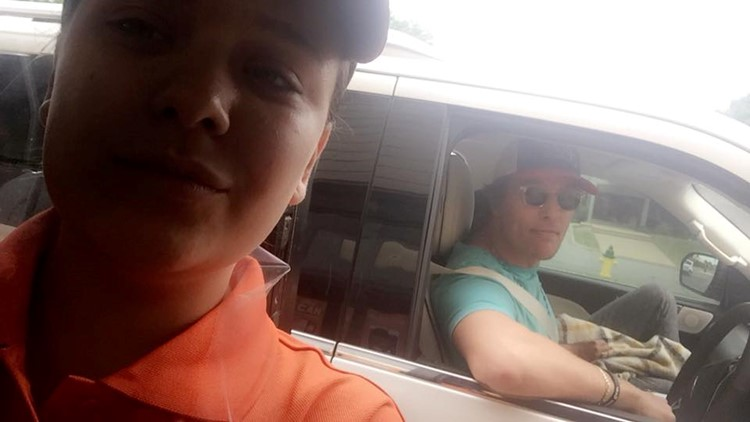 Watch: Matthew McConaughey spotted in drive-thru at San Angelo Whataburger
