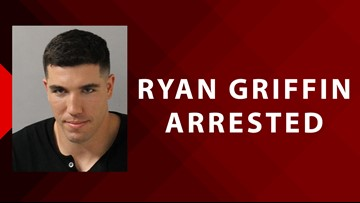 Houston Texans TE Ryan Griffin arrested in Nashville for public intoxication