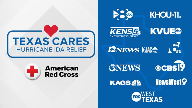 Texas Cares: Hurricane Ida relief
