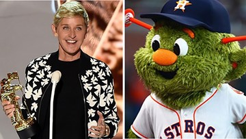 What's up with Ellen and the Astros? Here's the scoop!