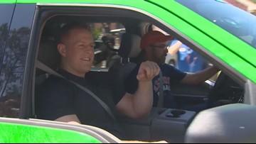 J.J. Watt, Jose Altuve surprise fan with new truck