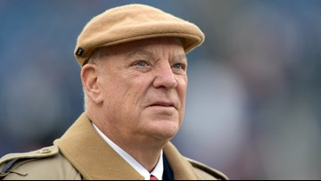 Athletes, NFL teams pay tribute to Texans owner Bob McNair